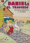 Cover for Daniel el Travieso (Editorial Novaro, 1964 series) #106