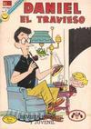 Cover for Daniel el Travieso (Editorial Novaro, 1964 series) #102