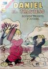 Cover for Daniel el Travieso (Editorial Novaro, 1964 series) #98