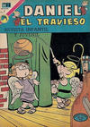 Cover for Daniel el Travieso (Editorial Novaro, 1964 series) #121
