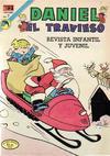 Cover for Daniel el Travieso (Editorial Novaro, 1964 series) #120