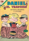 Cover for Daniel el Travieso (Editorial Novaro, 1964 series) #122