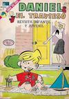 Cover for Daniel el Travieso (Editorial Novaro, 1964 series) #128
