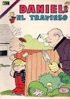 Cover for Daniel el Travieso (Editorial Novaro, 1964 series) #135