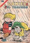 Cover for Daniel el Travieso (Editorial Novaro, 1964 series) #144