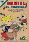 Cover for Daniel el Travieso (Editorial Novaro, 1964 series) #155