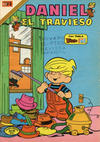 Cover for Daniel el Travieso (Editorial Novaro, 1964 series) #168
