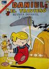 Cover for Daniel el Travieso (Editorial Novaro, 1964 series) #156