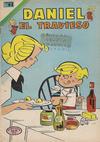 Cover for Daniel el Travieso (Editorial Novaro, 1964 series) #165