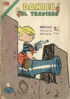 Cover for Daniel el Travieso (Editorial Novaro, 1964 series) #186