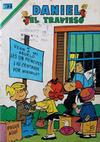 Cover for Daniel el Travieso (Editorial Novaro, 1964 series) #208