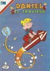 Cover for Daniel el Travieso (Editorial Novaro, 1964 series) #306