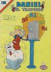 Cover for Daniel el Travieso (Editorial Novaro, 1964 series) #253