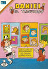 Cover for Daniel el Travieso (Editorial Novaro, 1964 series) #293