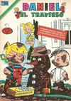 Cover for Daniel el Travieso (Editorial Novaro, 1964 series) #284