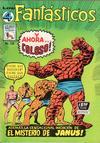 Cover for Los 4 Fantásticos (Editora de Periódicos La Prensa S.C.L., 1962 series) #134