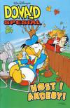 Cover for Donald spesial (Hjemmet / Egmont, 2013 series) #[5/2016]