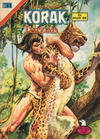 Cover for Korak (Editorial Novaro, 1972 series) #56