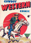 Cover for Cowboy Western Comics (L. Miller & Son, 1956 series) #27