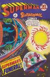 Cover for Superman Supacomic (K. G. Murray, 1959 series) #118