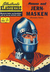 Cover for Illustrerte Klassikere [Classics Illustrated] (Illustrerte Klassikere / Williams Forlag, 1957 series) #44 - Mannen med jernmasken [1. opplag]