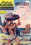 Cover for Illustrerte Klassikere [Classics Illustrated] (Illustrerte Klassikere / Williams Forlag, 1957 series) #13 - Odysseen [3. opplag]