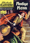 Cover Thumbnail for Illustrerte Klassikere [Classics Illustrated] (1957 series) #82 - Modige menn [2. opplag]