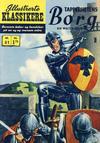 Cover for Illustrerte Klassikere [Classics Illustrated] (Illustrerte Klassikere / Williams Forlag, 1957 series) #51 - Tapperhetens borg [2. opplag]