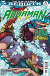 Cover for Aquaman (DC, 2016 series) #10 [Walker / Hennessy Cover]
