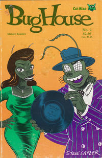 Cover Thumbnail for Bughouse (Cat-Head Comics, 1994 series) #2