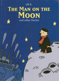Cover Thumbnail for The Man on the Moon and Other Stories (Bries, 2000 series)