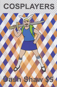 Cover Thumbnail for Cosplayers (Fantagraphics, 2014 series) #[nn]