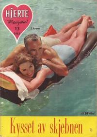 Cover Thumbnail for Hjerterevyen (Serieforlaget / Se-Bladene / Stabenfeldt, 1960 series) #13/1963