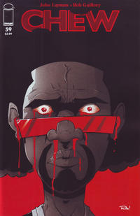Cover Thumbnail for Chew (Image, 2009 series) #59