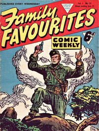 Cover Thumbnail for Family Favourites (L. Miller & Son, 1954 series) #23