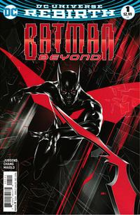 Cover Thumbnail for Batman Beyond (DC, 2016 series) #1 [Martin Ansin Cover]