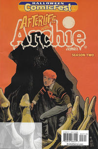 Cover Thumbnail for Afterlife with Archie - Halloween Comicfest Edition (Archie, 2016 series) #1