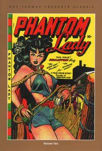 Cover Thumbnail for Roy Thomas Presents Classic Phantom Lady Softee (PS, 2013 series) #2