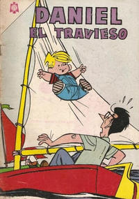Cover Thumbnail for Daniel el Travieso (Editorial Novaro, 1964 series) #7