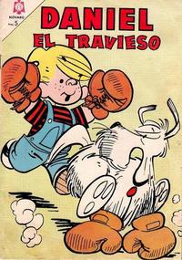 Cover Thumbnail for Daniel el Travieso (Editorial Novaro, 1964 series) #10