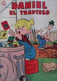 Cover Thumbnail for Daniel el Travieso (Editorial Novaro, 1964 series) #6