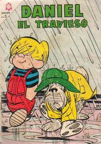 Cover Thumbnail for Daniel el Travieso (Editorial Novaro, 1964 series) #12