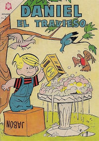 Cover Thumbnail for Daniel el Travieso (Editorial Novaro, 1964 series) #20