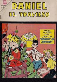Cover Thumbnail for Daniel el Travieso (Editorial Novaro, 1964 series) #17