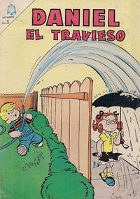 Cover Thumbnail for Daniel el Travieso (Editorial Novaro, 1964 series) #25