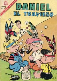 Cover Thumbnail for Daniel el Travieso (Editorial Novaro, 1964 series) #26