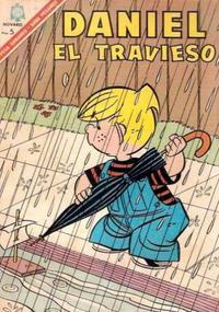 Cover Thumbnail for Daniel el Travieso (Editorial Novaro, 1964 series) #27