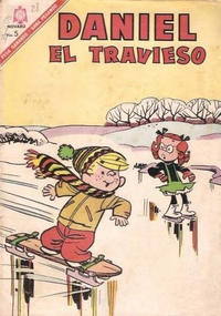 Cover Thumbnail for Daniel el Travieso (Editorial Novaro, 1964 series) #28