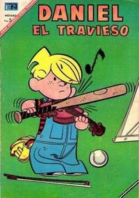 Cover Thumbnail for Daniel el Travieso (Editorial Novaro, 1964 series) #33