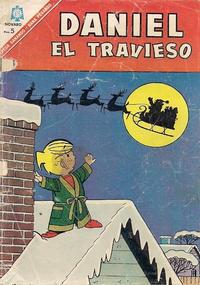 Cover Thumbnail for Daniel el Travieso (Editorial Novaro, 1964 series) #29